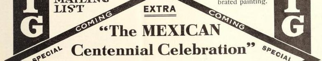 CINE SILENTE MEXICANO / MEXICAN SILENT CINEMA