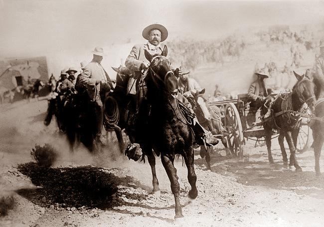 Life Of General Villa The 1914 Cine Silente Mexicano