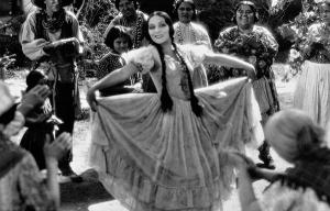 Dolores del Río in 'Ramona' (1928). Photo Courtesy Marc Wanamaker/Bison Archives