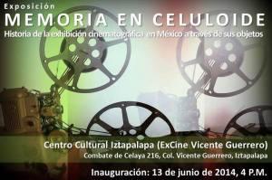 Memoria en Celuloide (Exposición)