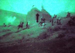 Fotograma de la Batalla de la Toma de Zacatecas (Foto: Express Zacatecas)