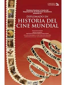 Diplomado Cineteca Historia del cine mundial, 2014