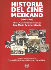 Historia del cine mexicano de Sánchez García